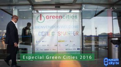 Especial Greencities 2016. Desde Málaga con Smart City TV