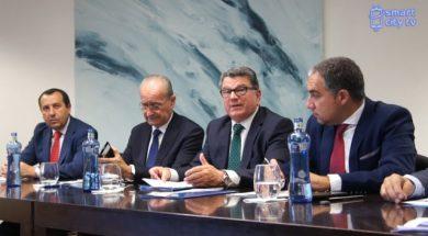 Málaga en pleno con el Consorcio Smart City de Eticom:  MANTIS