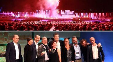 Todos los premios de EUBEA 2015 Sevilla